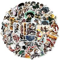 Attack Of Titan 100pcs sticker Anime Manga Collectable Gift Waterproof Coloured