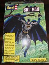 BATMAN Revell 1/8 Scale Plastic Model Kit RETRO CLASSIC 1999