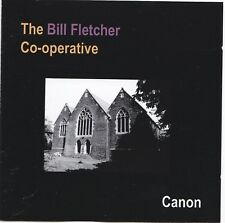 The Bill Fletcher Co-operative 'Canon' CD (2003) Welsh based Jazz band