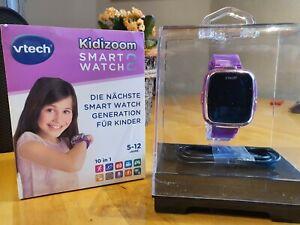 Vtech Kidizoom Smart Watch2 Kinderuhr mit Kamera