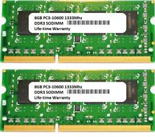 16GB 2x 8GB Apple MacBook Pro 2.4GHz Intel Core i5 13-inch Late-2011 Ram Memory