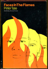 Faces in the Flames by Peter Tate-1st Ed./DJ-1976-4th in a Series of Small Wars