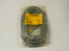 NEW TURCK EURO FAST CONNECTOR CORD CABLE PLUG RK 4.4T-9 U2173-9 RK44T9