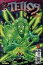 TELLOS # 9 Fi/VF (Image, 2000) original Comic Book