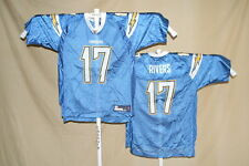 PHILIP RIVERS Los Angeles Chargers  REEBOK  Equipment  JERSEY   Large   NWT   pb