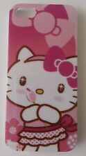 New  Hello Kitty Hard Cover Case for iPhone 5