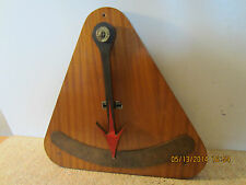 FRENCH SALVAGED SHIP INCLINE METER INSTRUMENT