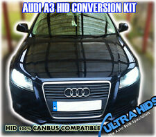 H7R CANBUS KIT ERROR FREE AUDI A3 NO WIPER MOTOR BLOWING GUARANTY HID CONVERSION