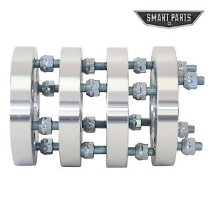 """(4pc) 1"""" 4x100 to 4x4.5 Adapters fits Nissan Wheels on Honda Accord"""