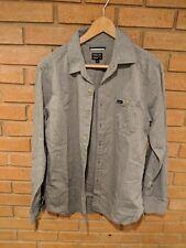 RVCA Regular Fit Long Sleeve Button Shirt Mens Size Medium (M)