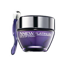 NEW Avon Anew Platinum Eye And Lip Cream Hypoallergenic 15ml for sensitive skin