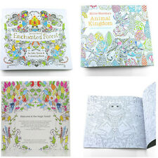 Magic Secret Garden An Inky Treasure Hunt Coloring Book For Children Adult Gift