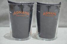Pair Of (2) Adnams Southwold Maxi Gin Tumbler Glass 50cl 500ml 17½oz New RARE