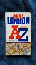 Old AtoZ Mini London Street Atlas by Geographers' A-Z Map Company (Paperback)