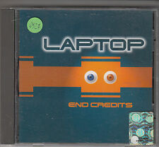 LAPTOP - end credits CD