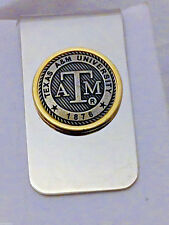 Texas A&M Aggie  Money Clip Clearance Item