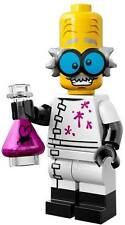LEGO Series 14 ** Monster Scientist ** Minifigure New w/Unused Code (71010)