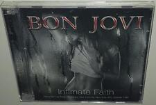 BON JOVI INTIMATE FAITH LIVE RADIO BROADCAST NYC 1992 BRAND NEW SEALED 2CD SET