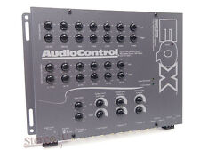 AudioControl EQX Car Stereo 2Channel Equalizer + Crossover EQ Audio Control New