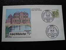 ALLEMAGNE (rfa) - enveloppe 1er jour 16/6/1982 (B8)  germany