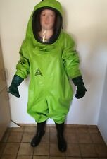 Schutzanzug CSA Chemikalienschutzanzug Hazmat Suit Rubber Suit Fetisch Latex