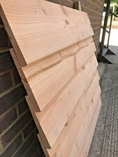 douglas fir premium   feather edge cladding board  , Smooth Sanded Finish