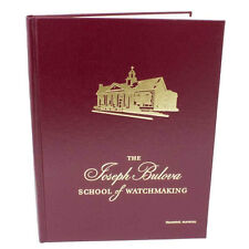 of Watchmaking 300+ Pages (Cd) *Watch Repair Course* Bulova School