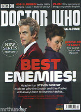 Doctor Who Magazine #490 - New Series Preview State of Decay The Master Files