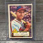 1952 Topps Baseball Cards 118