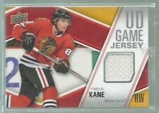 2011-12 Upper Deck Game Jerseys #GJPK Patrick Kane D (ref44485)