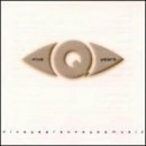 Eye-Q Music-Five Years of (20 tracks, 1996, US) Zyon, Vernon, Hardfloor.. [2 CD]