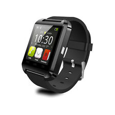 SmartWatch Bluetooth Reloj Inteligente Cámara para iPhone Samsung Android IOS