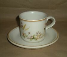 Stoneware Pottery Cups & Saucers 1980-Now Date Range