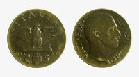 pci4841) Italia Vittorio Emanuele III (1900-1943) 5 Centesimi Impero 1943 R