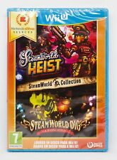 STEAMWORLD COLLECTION - NINTENDO WII U WIIU - PAL ESPAÑA - NUEVO - HEIST DIG