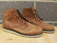 Men's TIMBERLAND Brown EarthKeepers Newmarket Boots UK 11.5 EU 46 US 12  -232