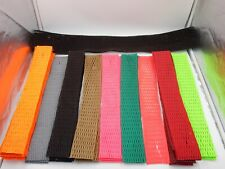 New - Jimalax Solid Color Lacrosse Money Mesh (Many Colors!)