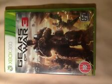 Gear of Wars 3 Xbox 360 PAL Epic Games Microsoft – xbox 360