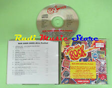 CD MITI DEL ROCK LIVE 18 BLUE SUEDE SHOES compilation 1994 ELVIS PRESLEY (C34)
