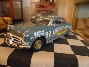 Highway 61 1952 Hudson Hornet Race Car Herb Thomas #92 1:18 Scale NEW IN BOX