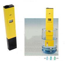 Digital Ph Medidor Calibrador Medidor Tester Acuario Piscina De Agua prueba química Swim