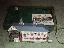New In Box Rare Shelia's Collectibles American Barns Pennsylvania Dutch