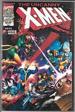 THE UNCANNY X-MEN #375 REGULAR & ANOTHER UNIVERSE VARIANT COVER LOT (NM) HTF