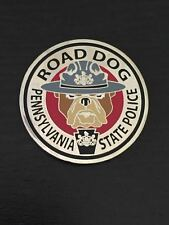 Pennsylvania State Trooper Road Dogs Police Authentic New Challenge Coin
