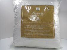 Pottery Barn Teen Cotton Mattress Pad Featherbed Topper Twin Xl White #9714