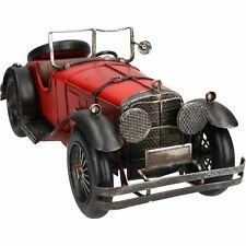 Vintage Classic Car Metal Ornament Model Sculpture Statue Replica Automobile