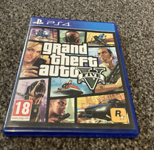Grand Theft Auto V - Sony PlayStation 4, 2014