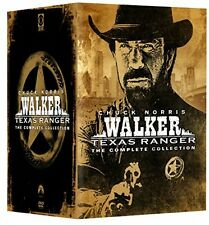Walker Texas Ranger Complete Series Collection Season Set TV 1 2 3 4 5 6 7 8 DVD