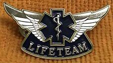 New Lifeteam Air Ambulance Paramedic Wings EMT Rescue