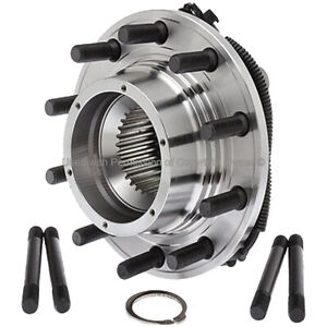 Wheel Bearing and Hub Assembly Front Quality-Built WH515083